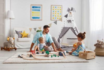 10 leuke dingen om thuis te doen met de kinderen